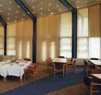 Vertical Blinds Commercial Drapes And Blinds